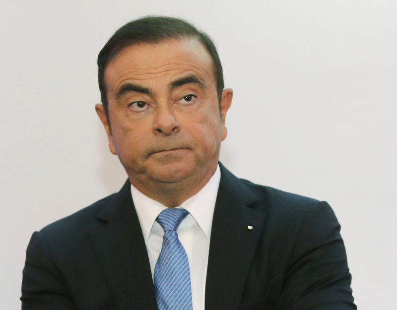 Tokyo court denies bail to Nissan's ex-chair Carlos Ghosn