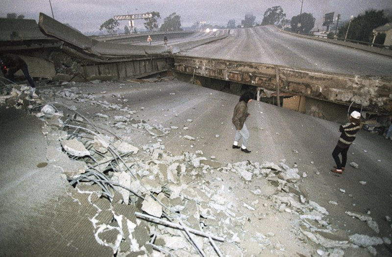 Northridge earthquake shattered Los Angeles 25 years ago- AP