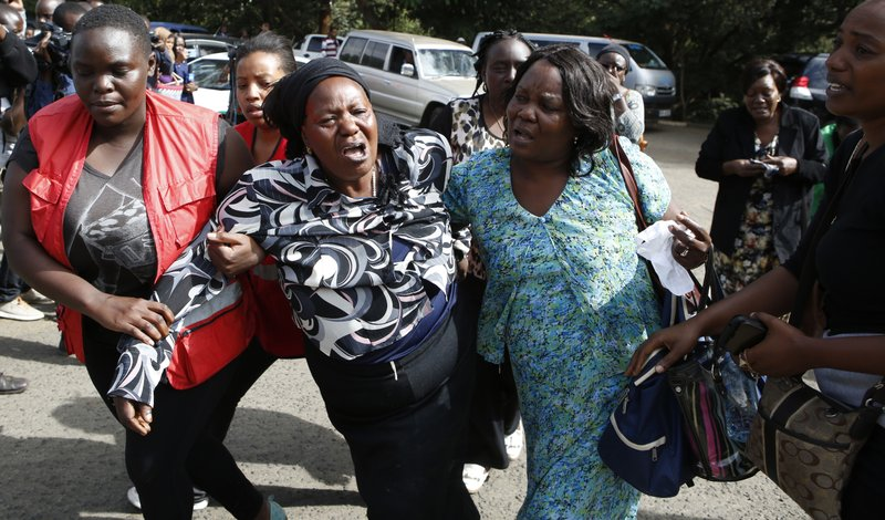 Kenyan president says all gunmen killed at hotel complex- AP