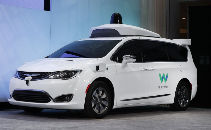 Click to copyhttps://apnews.com/de82b3669ab14920ae9b878d1b00c291 RELATED TOPICS Technology Michigan Detroit North America Business Google self-driving spinoff Waymo to put factory in Michigan