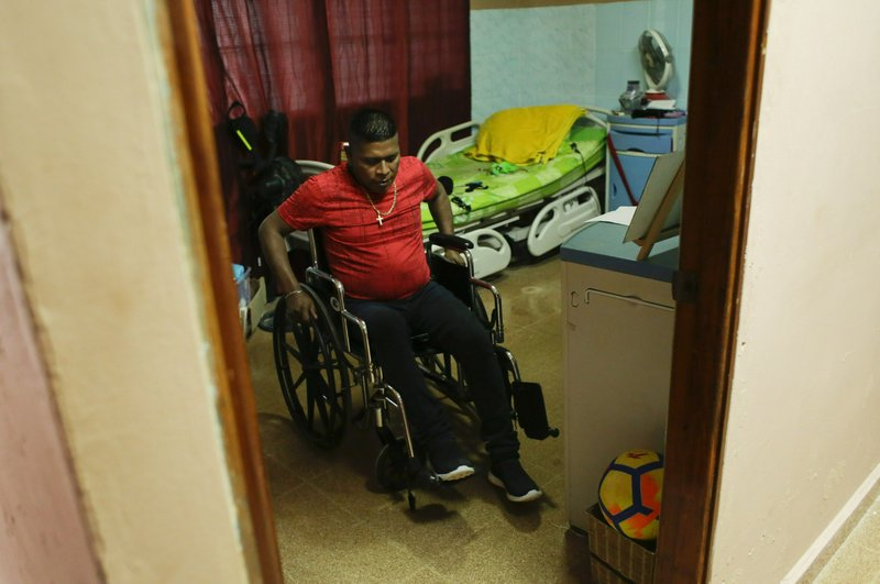 HIV shelter outside Panama City readies for papal visit