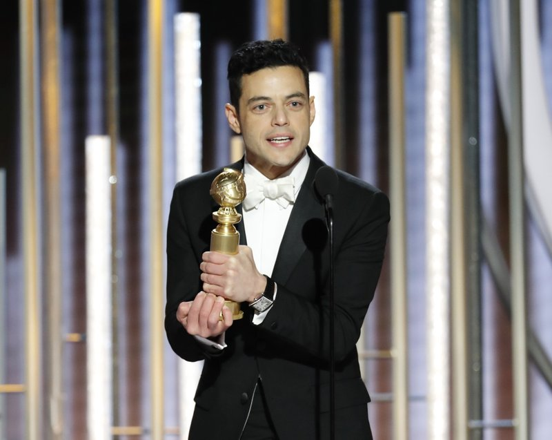 Complete list of winners at 76th Golden Globe Awards- AP