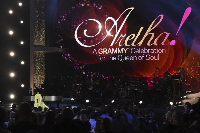 Aretha Franklin honored with star-studded tribute concert- AP