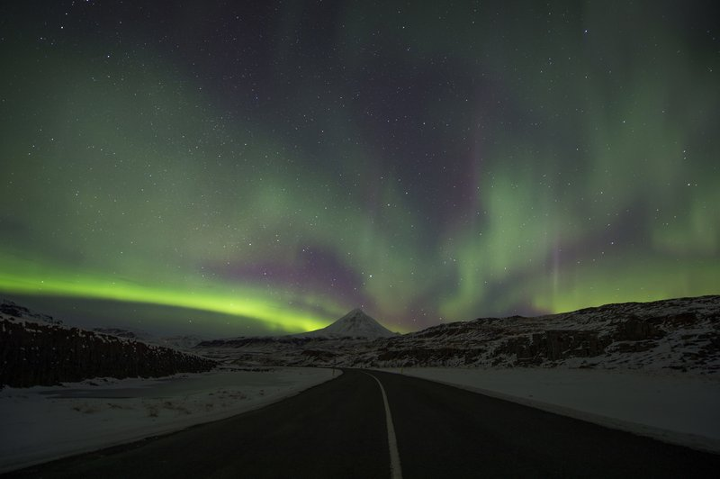 Iceland's Northern Lights: Beautiful sight, risky drives- AP