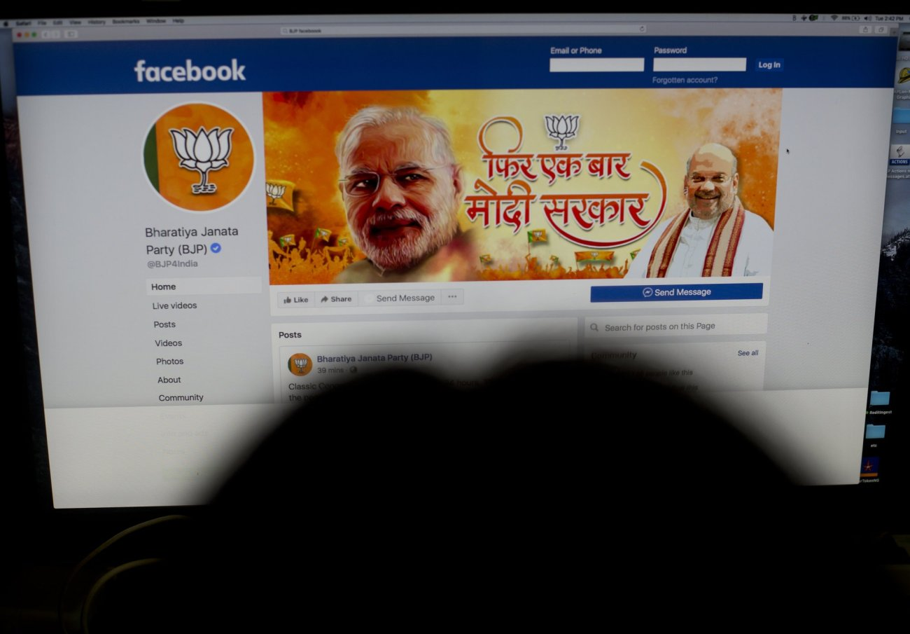 Click to copyhttps://apnews.com/8f3627370b964c0c8c4754c62d08b7b8 RELATED TOPICS Media General elections Elections India North America Facebook says it's limiting false stories for India election