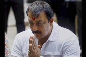 Sanjay Dutt dismisses rumours about contesting Lok Sabha polls