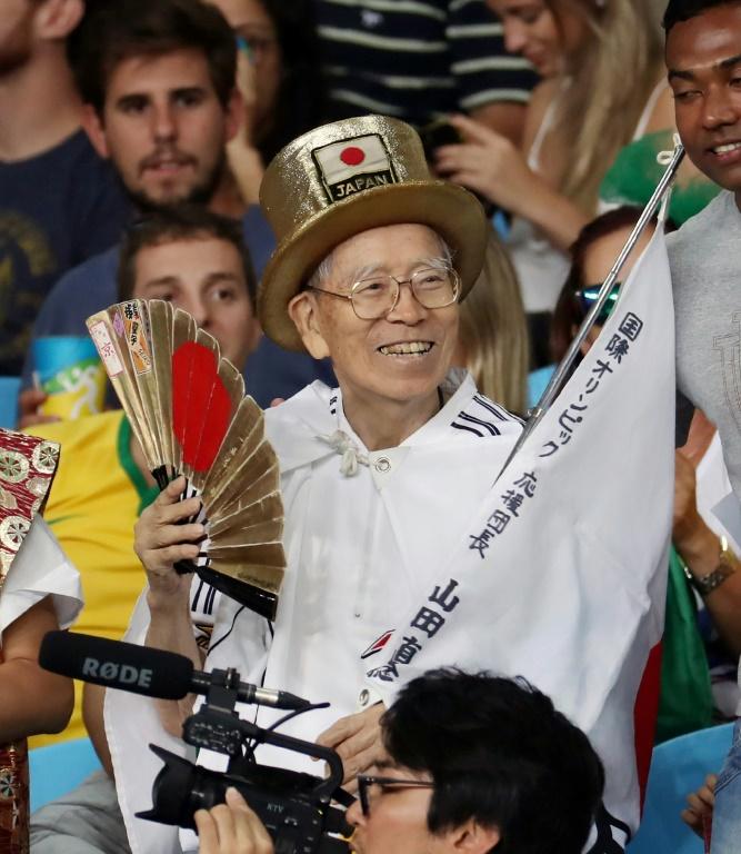 Japan's 'Uncle Olympics' fan dies just short of 2020 Games