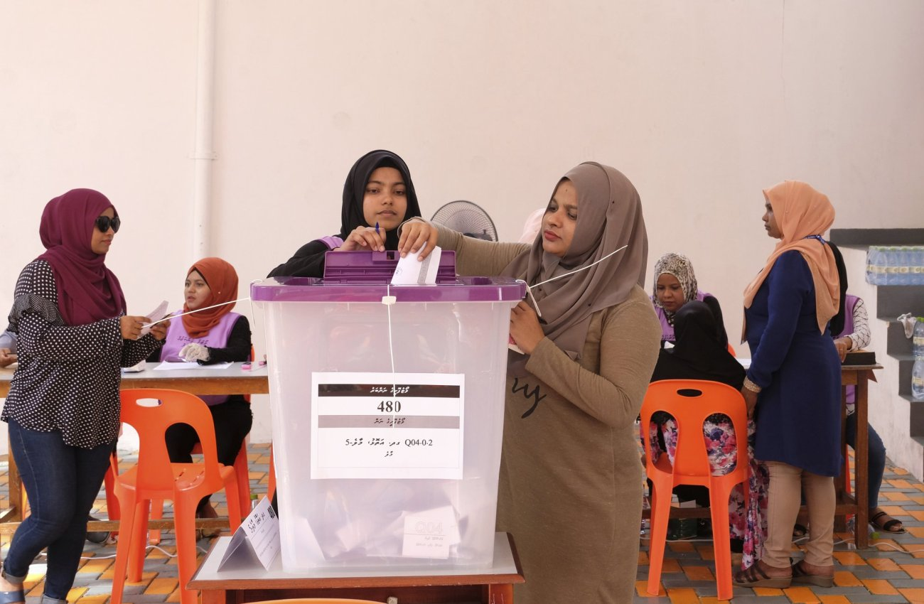 Maldives votes in crucial ballot to elect new parliament