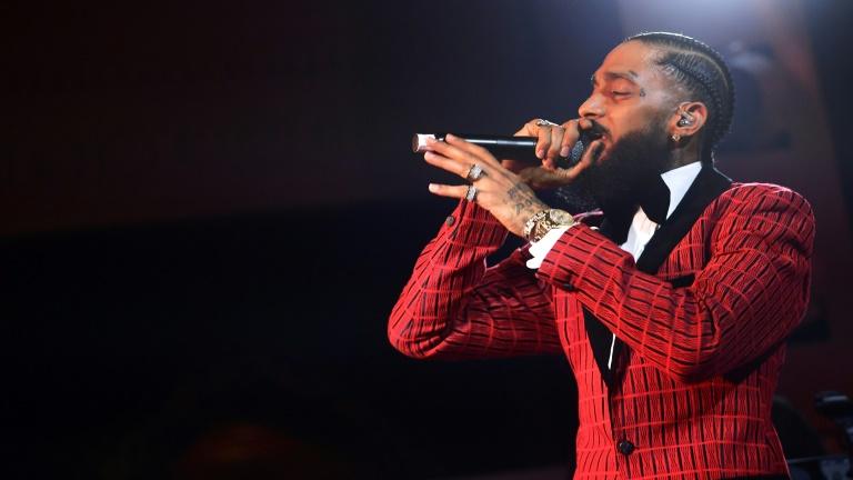 Grammy-nominated US rapper Nipsey Hussle shot dead
