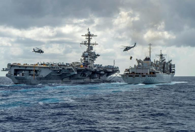 Iran accuses US of 'unacceptable' escalation in tensions
