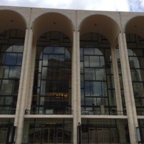Met opera NYC