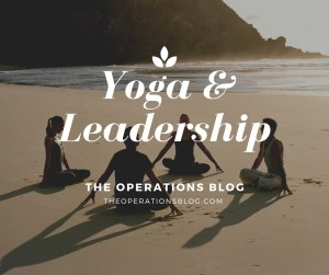Yoga & Leadership