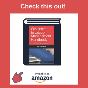 The Customer Escalation Management Handbook