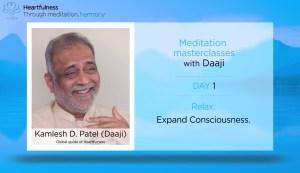 Session 1 - Master classes de méditation HFN(Février 17) FR