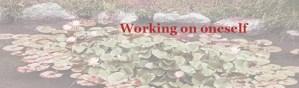 GB-Working on oneself