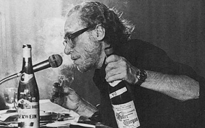 Bukowski: coping with alcohol