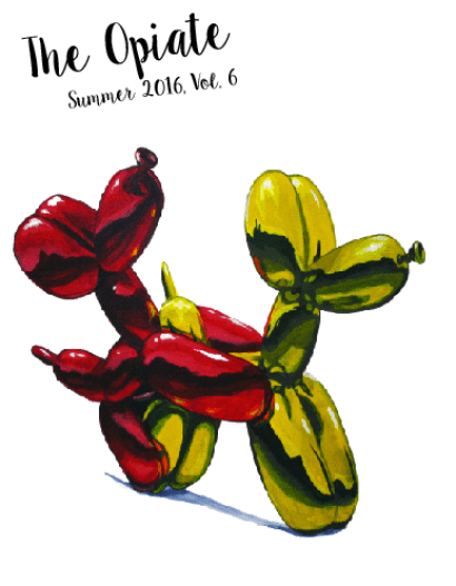 The Opiate, Summer 2016 Vol. 6
