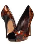 tortoiseshell Alexander McQueen stilettos