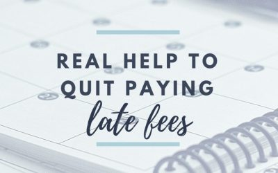 Quit Paying Late Fees: Download Your Free Printable