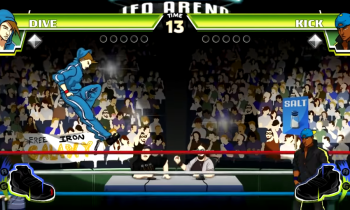 Divekick Developer Reveals That Kicking Was Originally a Glitch