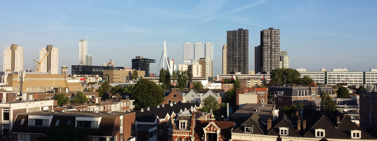 12 best hotels in Rotterdam: special places to stay