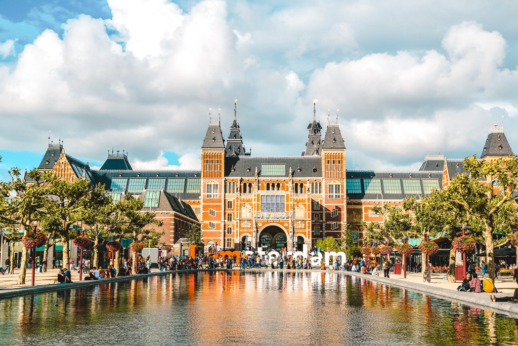 Rijksmuseum Amsterdam | The Orange Backpack