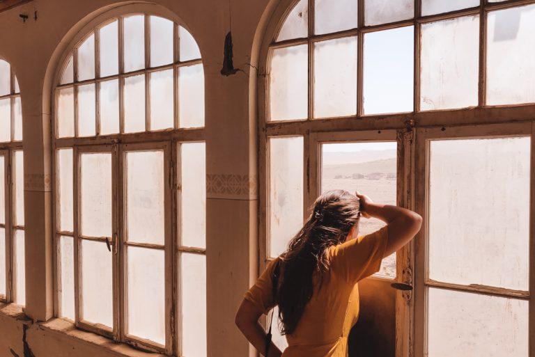 Kolmanskop | The Orange Backpack