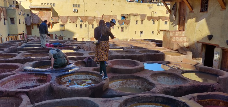 Don't miss in Fez   Morocco   The Orange Backpack