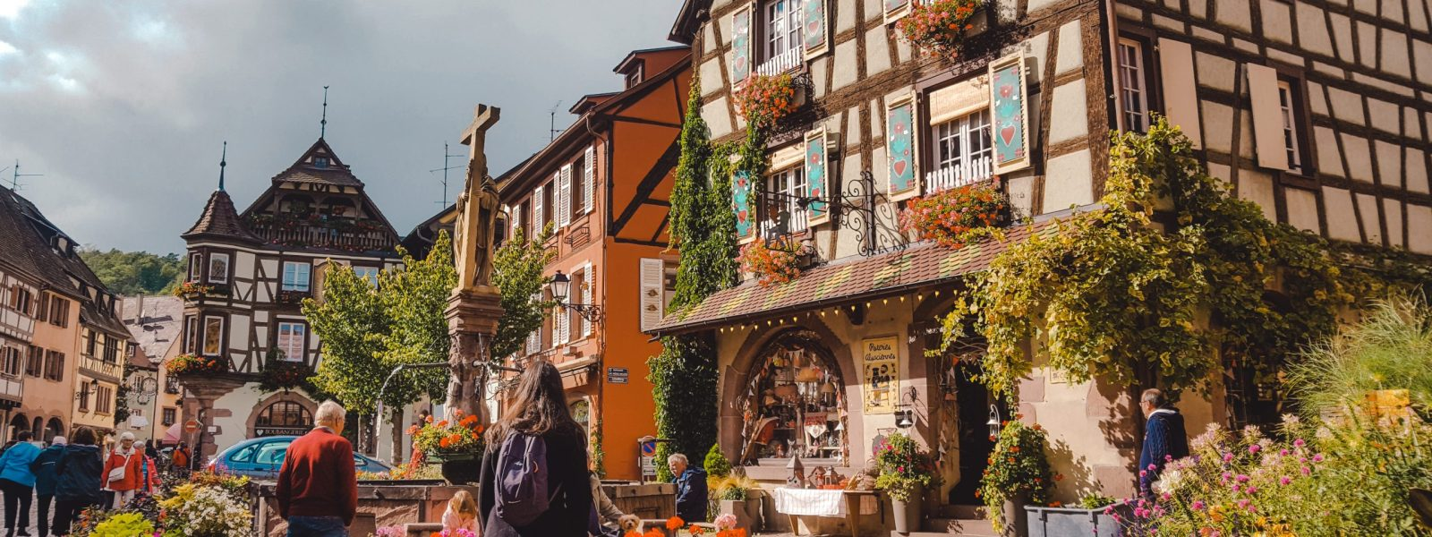 A Beauty and the Beast roadtrip at the Alsace