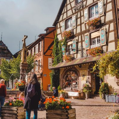 Keysersberg | Roadtrip Alsace | Beauty and the Beast-roadtrip Elzas | The Orange Backpack