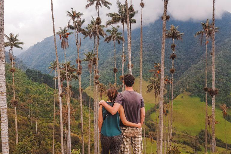Valle de Cocora | Colombia | The Orange Backpack