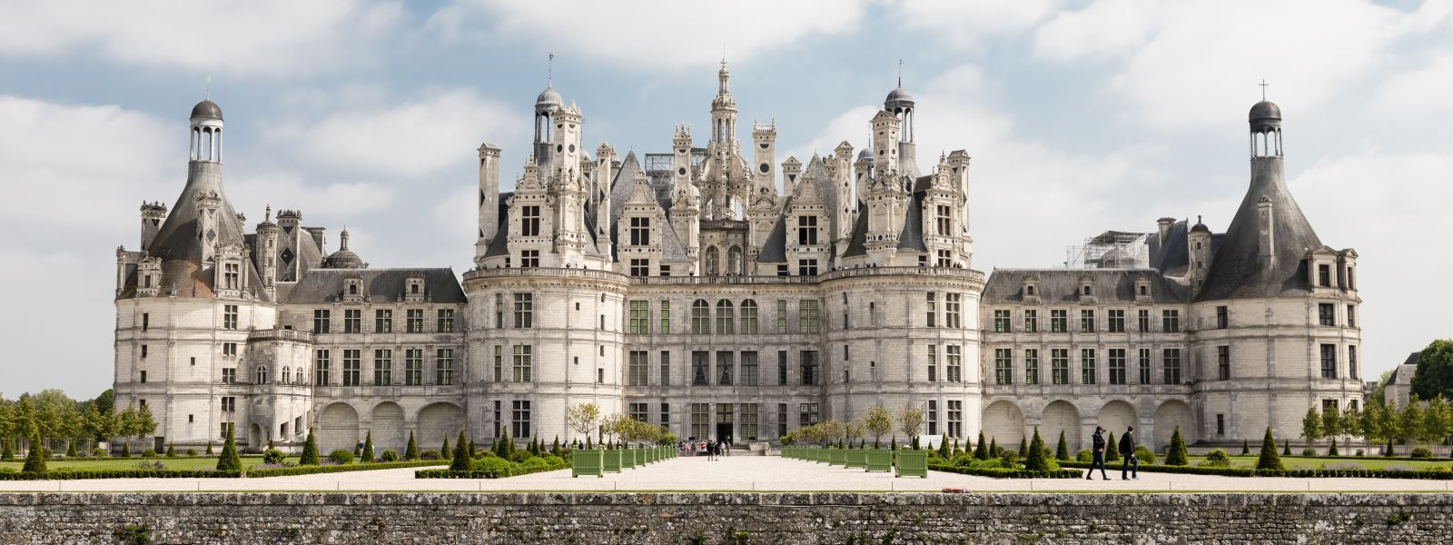 Best castles and palaces in the world