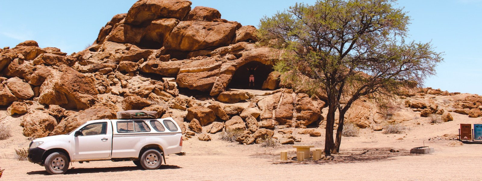6x Namibia off the beaten track