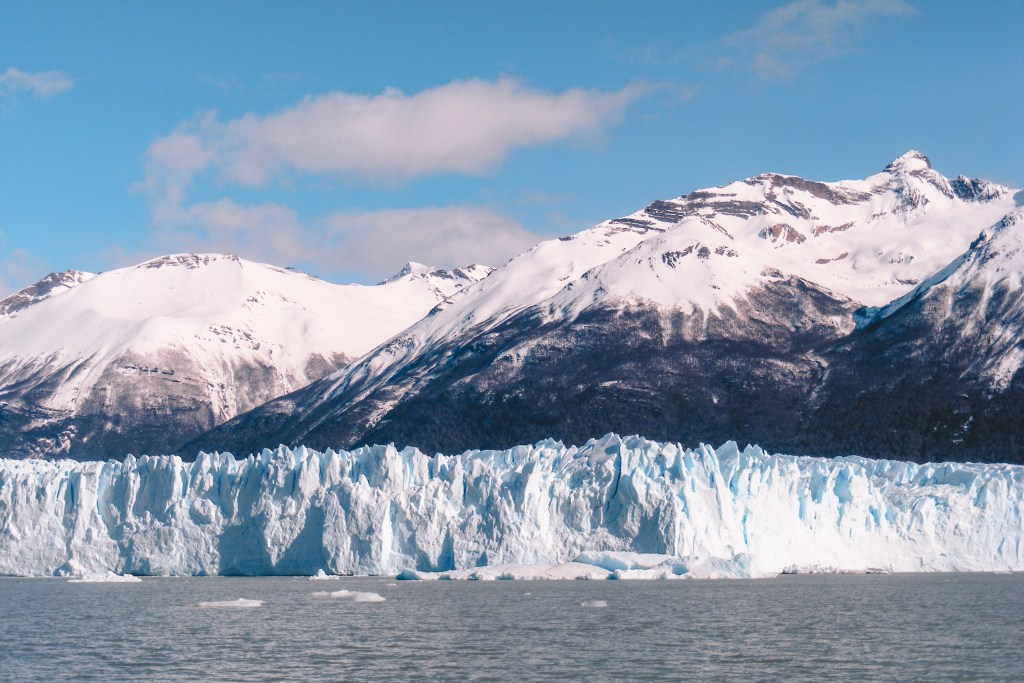 Perito Moreno | Argentinie | Argentina | Chile | The Orange Backpack