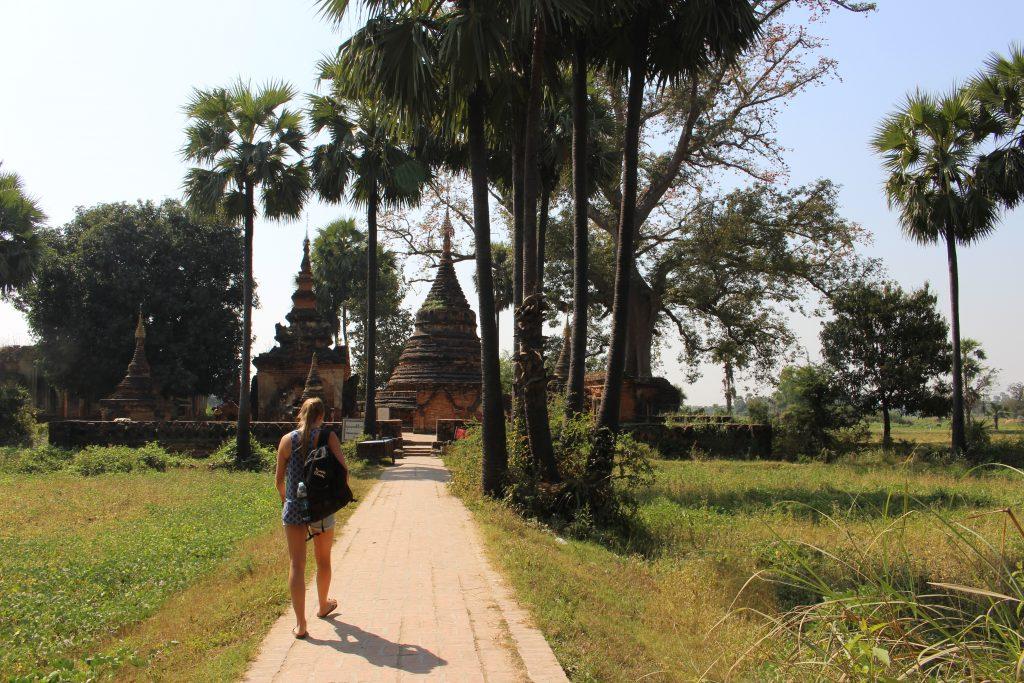 Mandalay | Inwa | Myanmar | The Orange Backpack