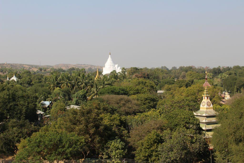 Mandalay | Mingun | Myanmar | The Orange Backpack