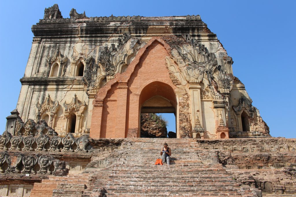 Mandalay | Inwa | Myanmar | The Orange Backpack