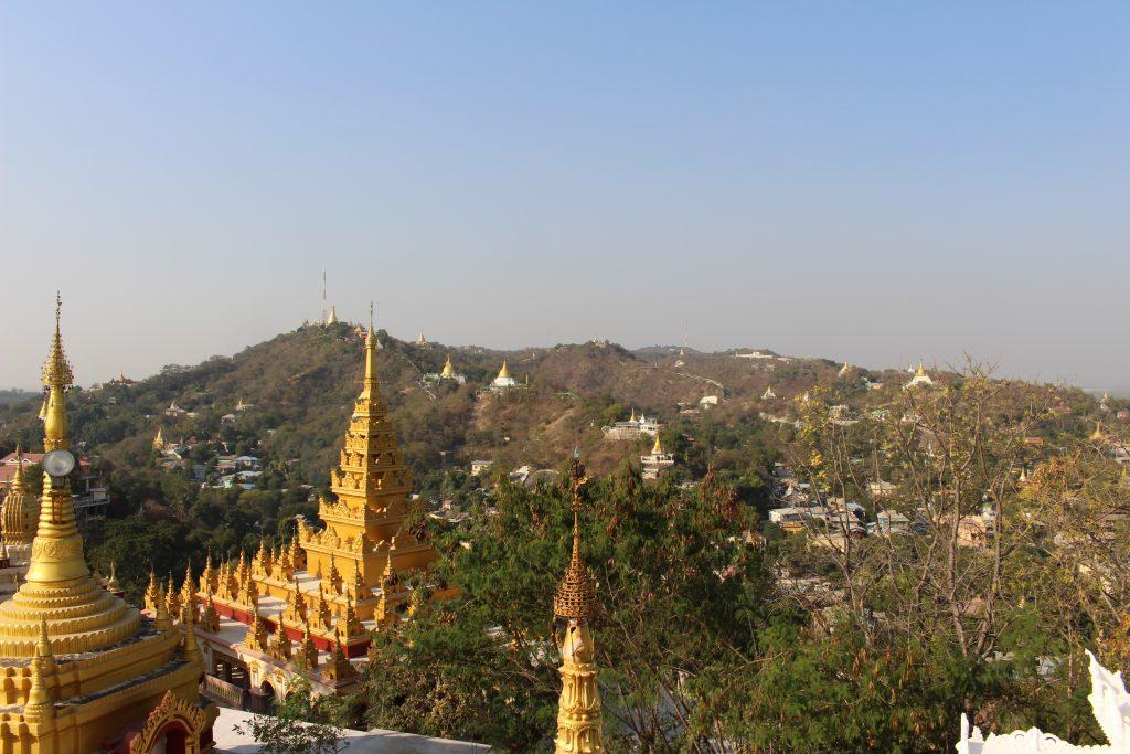 Mandalay | Sagaing | Myanmar | The Orange Backpack