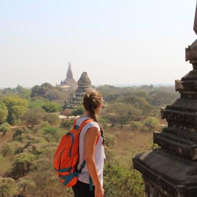 Bagan | Myanmar | The Orange Backpack