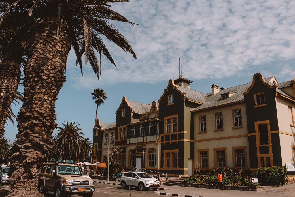 Swakopmund   The Orange Backpack