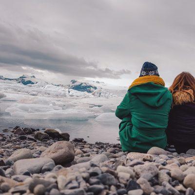 Ice lagoon Jökulsárlón Iceland | rondreis IJsland