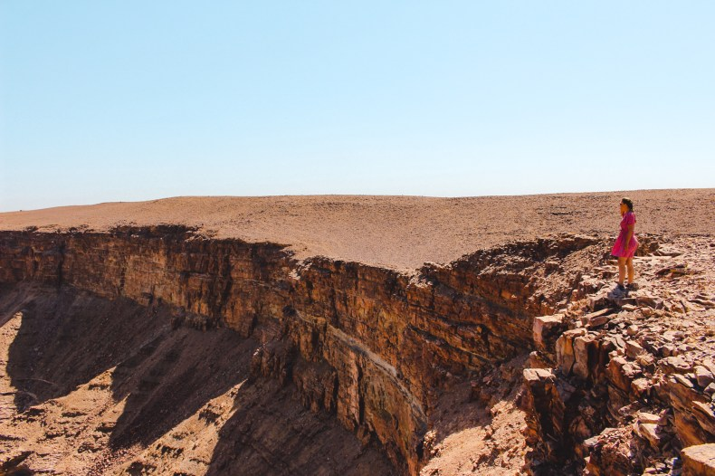 Fish River Canyon | The Orange Backpack