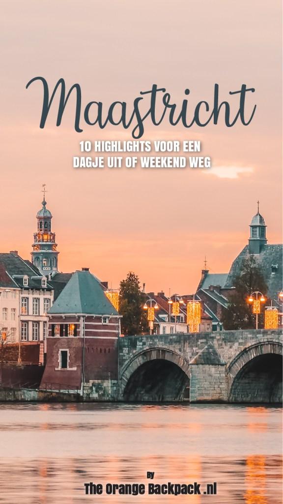 Wat te doen in Maastricht   highlights Maastricht   stedentrip Nederland