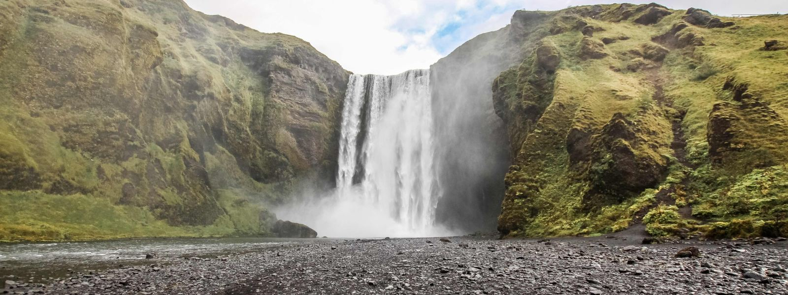 A road trip along the four most beautiful waterfalls in Iceland