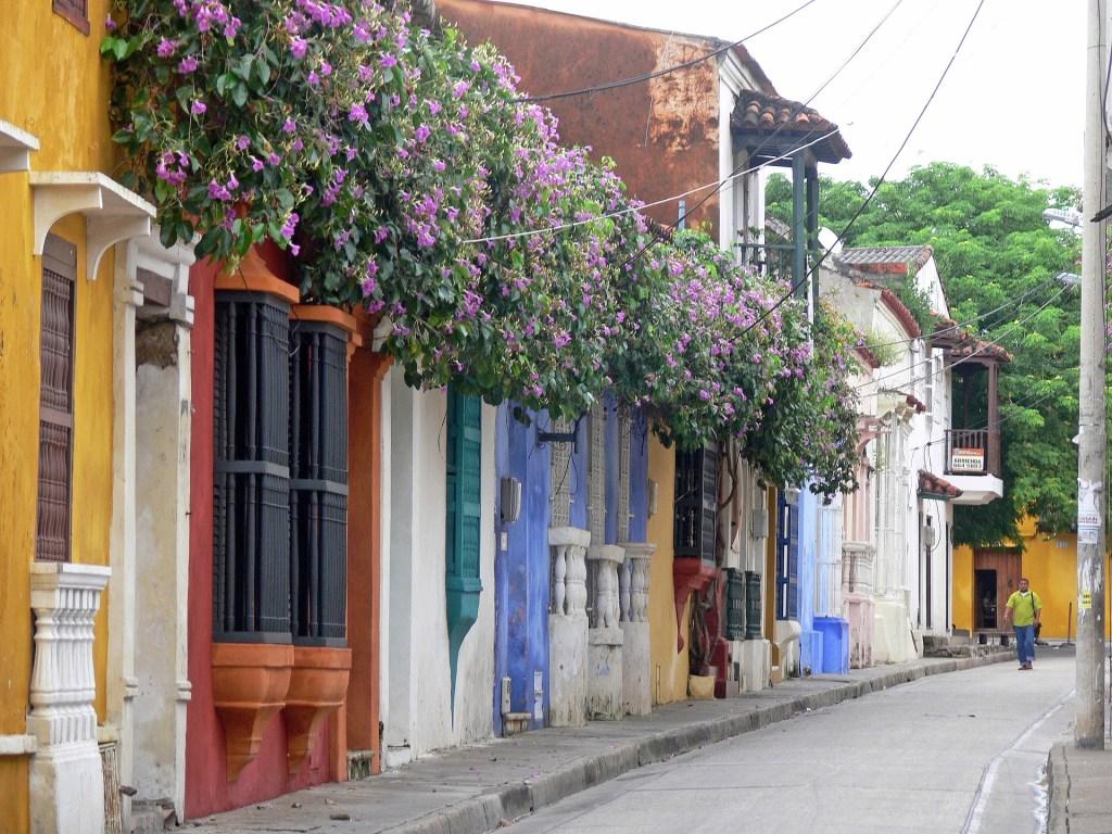 Cartagena de Indias   Colombia   The Orange Backpack