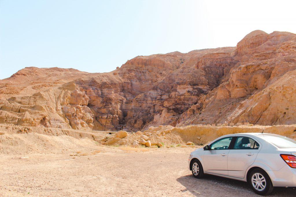 reisroute | Jordanië | Jordan | The Orange Backpack