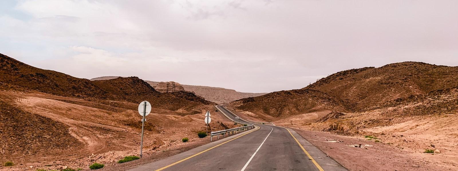 Tips voor jouw huurauto en rijden in Jordanië