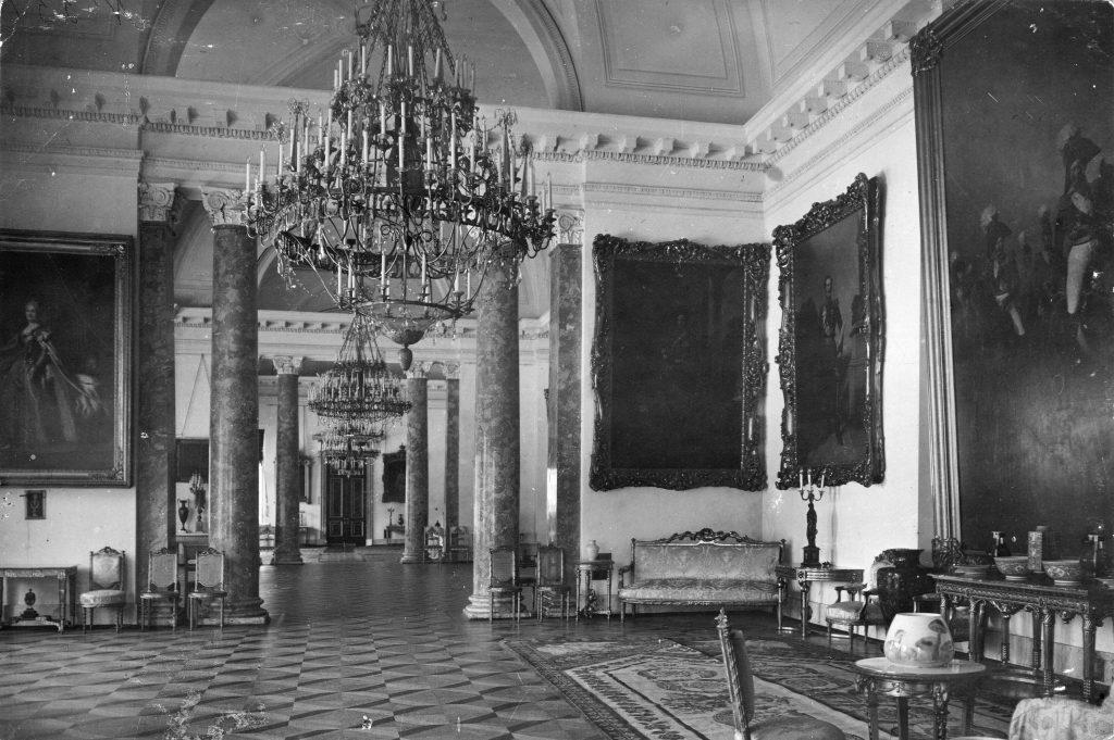 Alexanderpaleis | Alexander Palace | Tsjarskoje Selo | The Orange Backpack