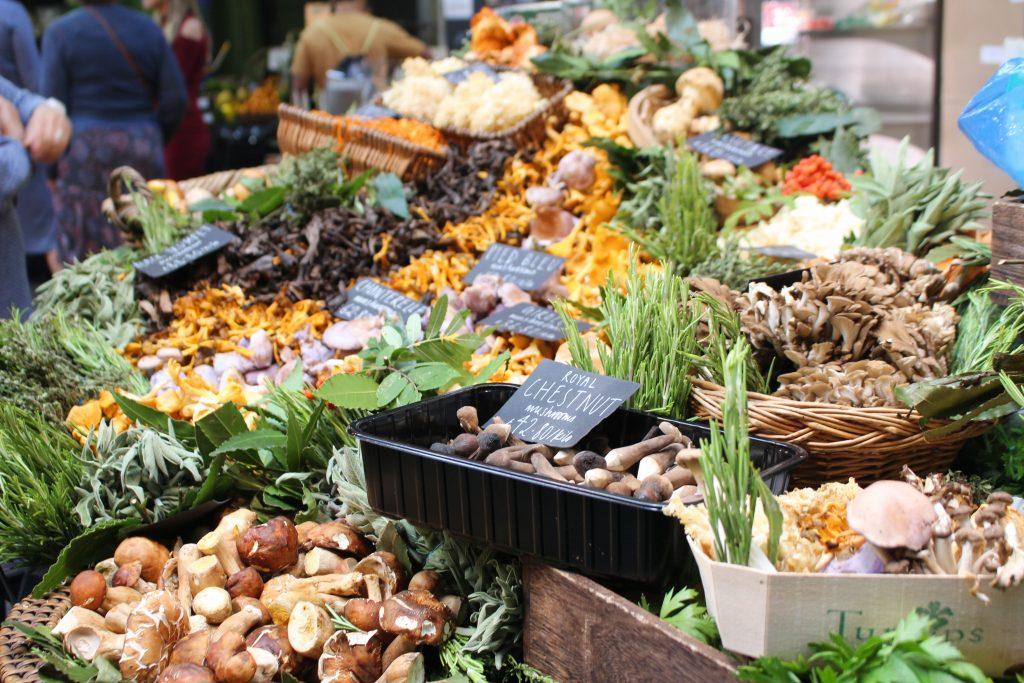Borough Market | South Bank | London | Food Markets | Borough Market | The Orange Backpack