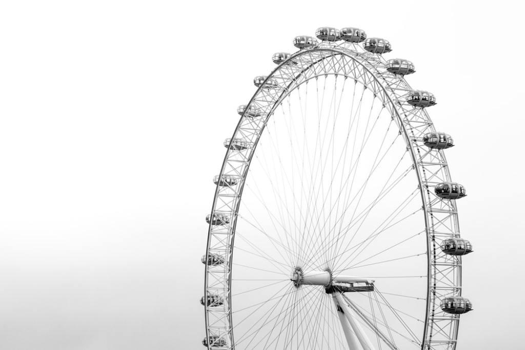 London Eye | South Bank | London | The Orange Backpack